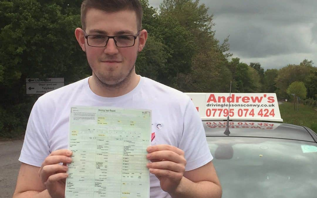 Daniels Perfect Driving Test Pass