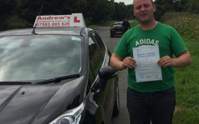Colwyn Bay Driving Lessons