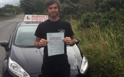 James driving lessons in dolgarrog