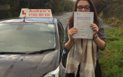 Harriets Driving Lessons in Llandudno