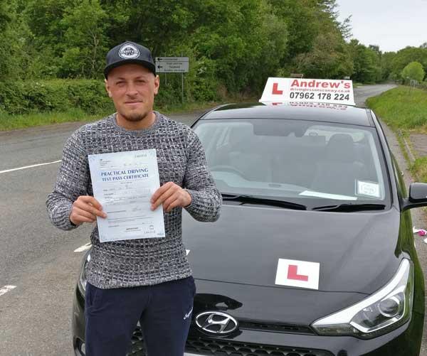 Craig Kelly Driving Test