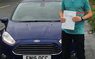 First Time pass in Penmaenmawr