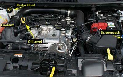 Ford Fiesta Engine EcoBoost 1.0