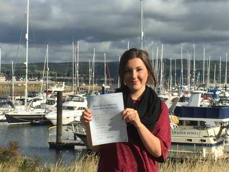 Driving lessons in Conwy and passed test in Bangor