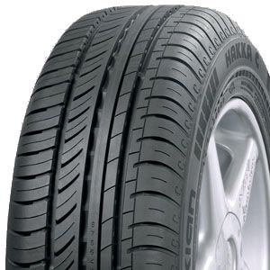 Tyre tread in good condition