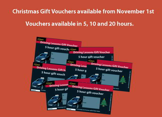 Gift Vouchers and Block Bookings
