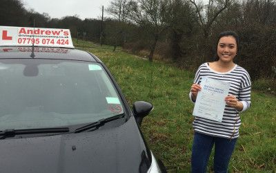 Driving lessons in Rhos on Sea Ceilo