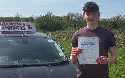 Conwy Driving Test