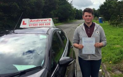 Driving Lessons Glan Conwy