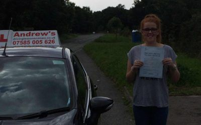 Courtney's driving lessons in Llandudno