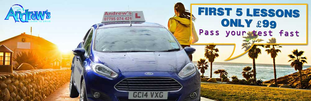 Driving lessons offer