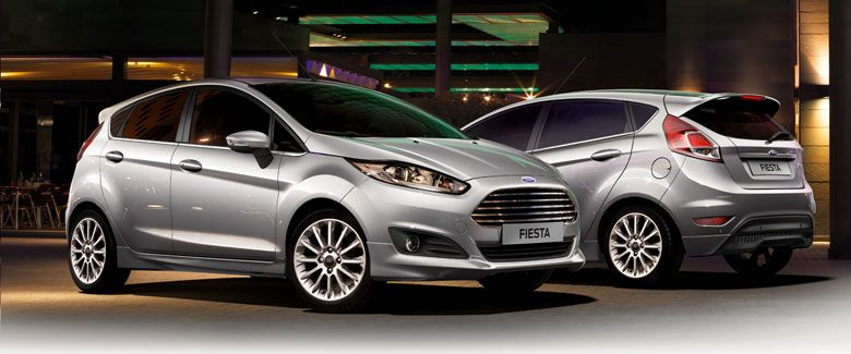 New Ford Fiesta may be the best first Car for you
