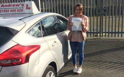 Chanelle's driving course