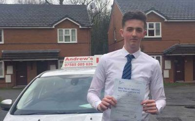 Jacks driving lessons in Rhyl