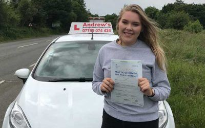 Conwy Driving Lessons | Hannah