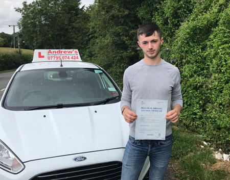Aled's driving lessons in Llysfaen