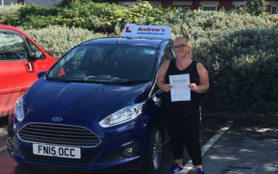 First time pass in Rhyl for Shirley