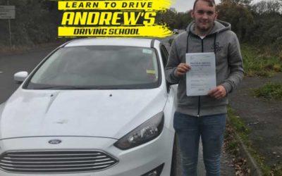 Luke's driving lessons in Colwyn Bay