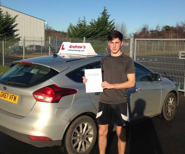 Daniels driving lessons in Llandudno Junction