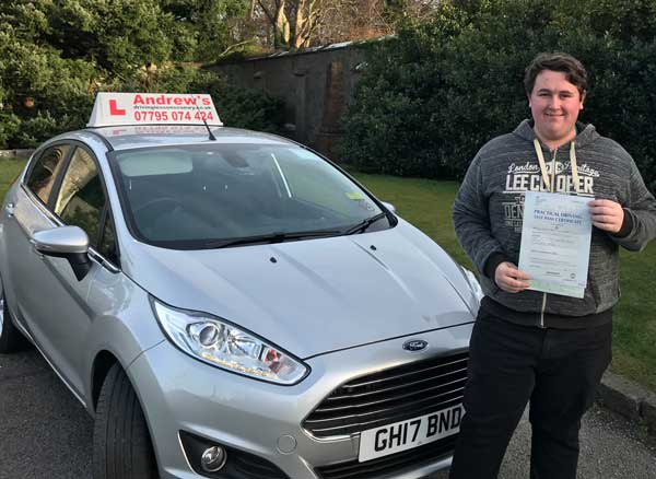 Stuart's driving lessons Old Colwyn