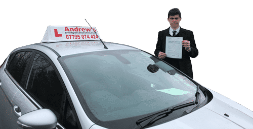 Review pic from abergele driving lessons