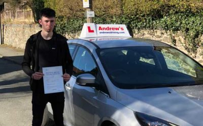 James Driving Lessons Mochdre