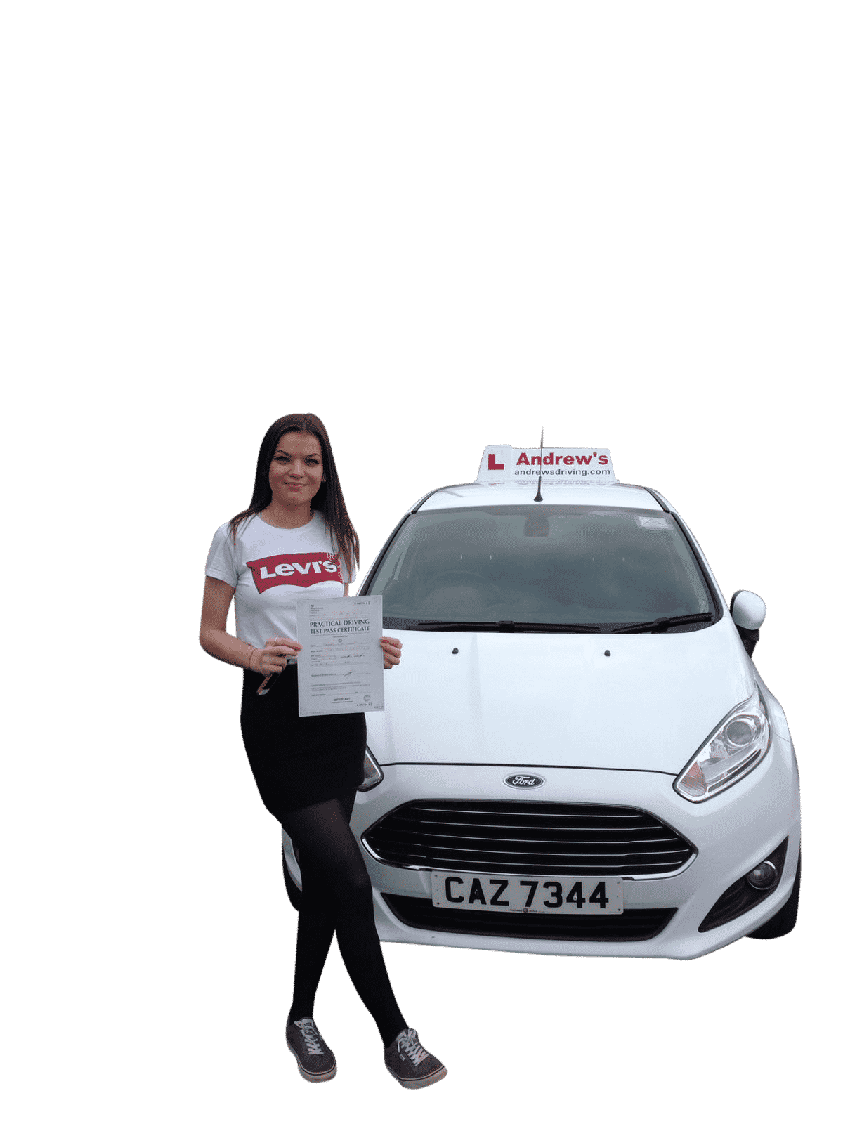 Tegan driving school review rhyl