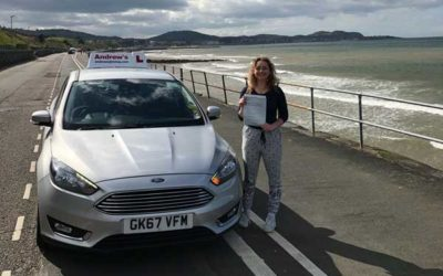 Bethan Old Colwyn driving lessons