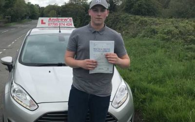 Cameron Driving Lessons in Deganwy
