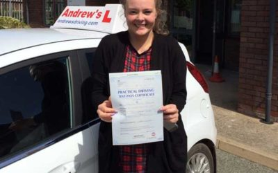 Rebecca's driving lessons in Rhyl