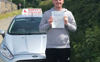 Liam's Driving lessons in Conwy