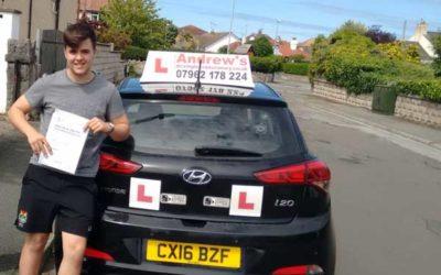 Luke's Driving lessons in Penrhyn Bay