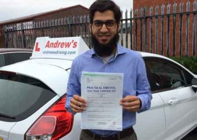 Dr Taha Haroon Rasul Passed first time July 20th 2018.