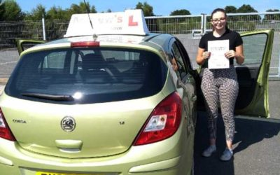 Finley passed first time
