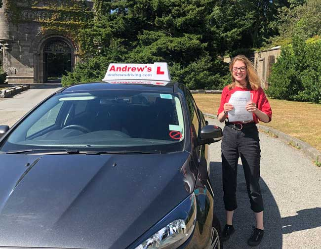 Katie's Driving lessons in Llandudno