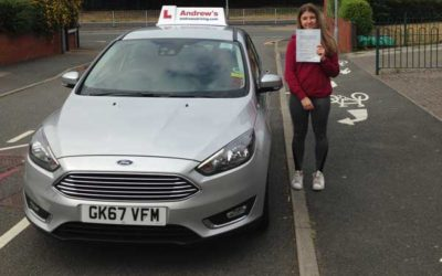 Lourdes passed first time