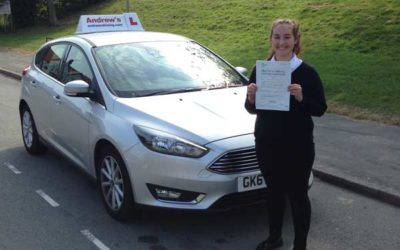 Nia passed first time