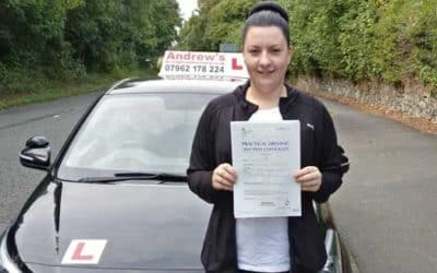 Laura's Driving lessons in Llanfairfechan