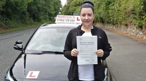 Laura's Driving lessons in Llanfairfechan