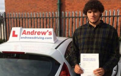 Nicholas driving lessons in Rhyl