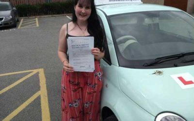 Rhian Porter Passed First Time