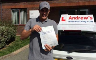 Remi's  driving lessons in Rhyl