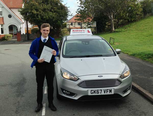 Daniel's Driving lessons in Llanddulas