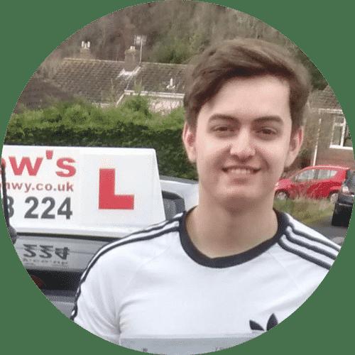 Nice review from Rowan in Llandudno