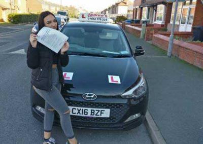 Laurens-driving-test