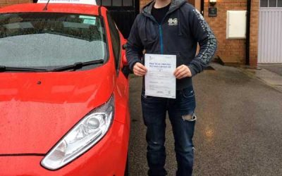 Morgan Prestatyn passed in Rhyl
