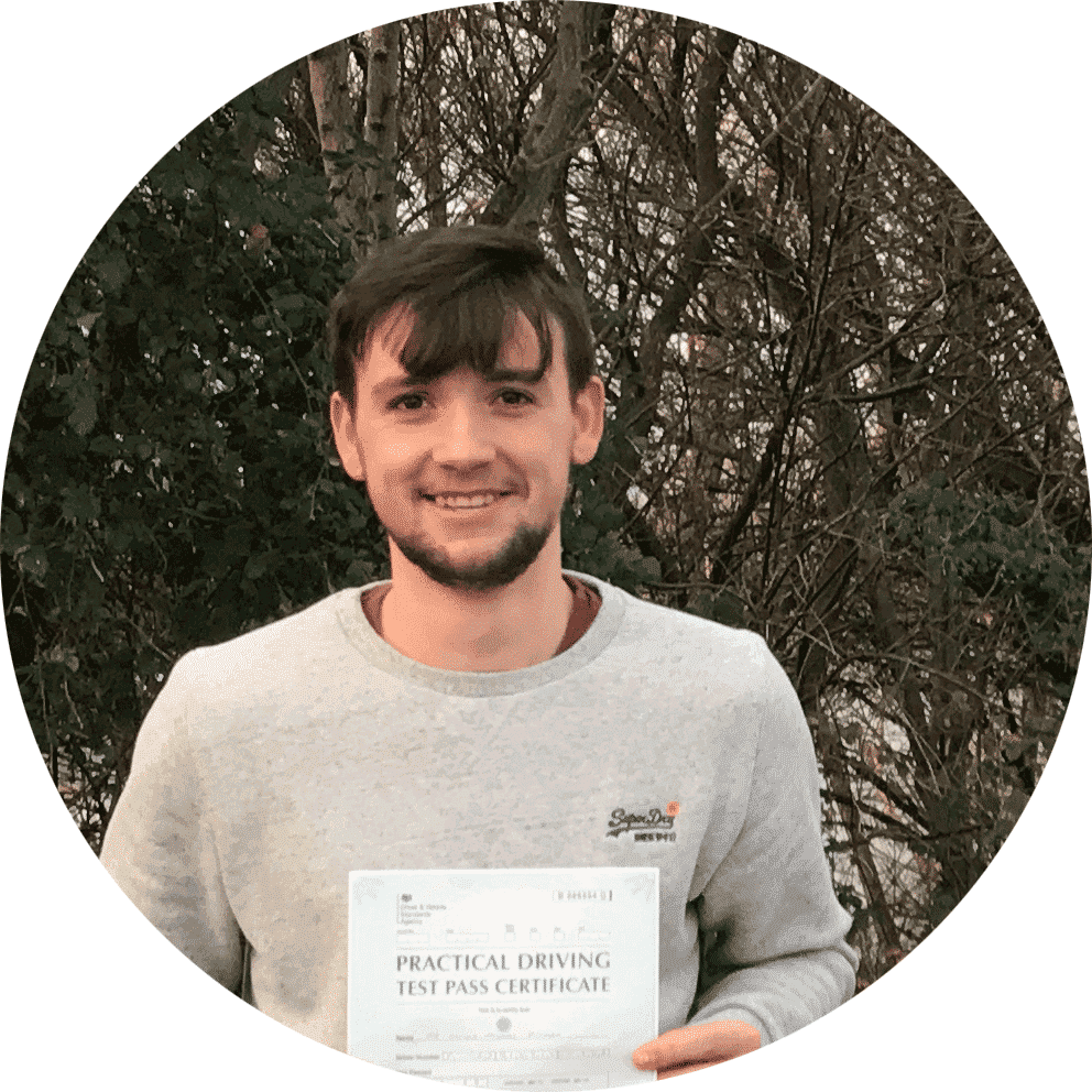 Good review from Markus about local Driving Lessons