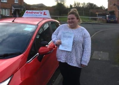 Stephanie Jones passed in Rhyl 12th February 2019.