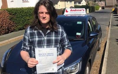 Harry driving lessons Llanfairfechan