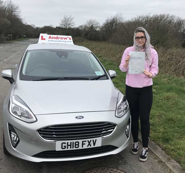 Cerys Driving Lessons in Conwy